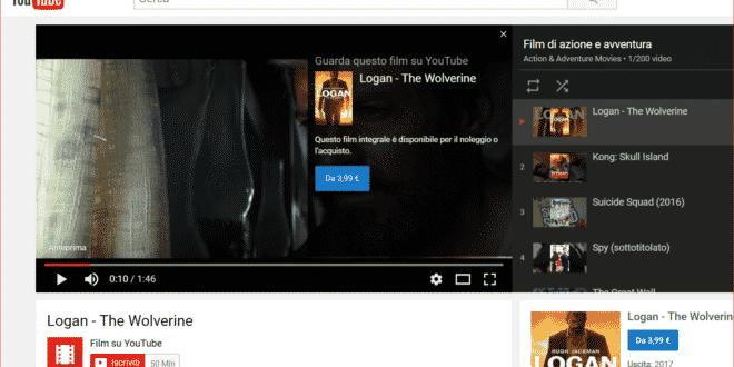 Come Comprare Un Film Su Youtube E Risparmiare Dojo Film